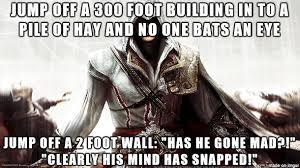 Video Game Logic Meme - video game logic album on imgur