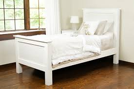 Bed Frame Diy Bed Frame Made From Tongue And Groove Planks