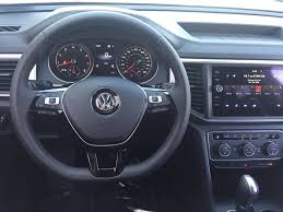volkswagen atlas sel interior 2018 new volkswagen atlas 3 6l v6 se w technology fwd at