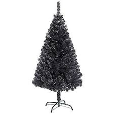 5ft black tree imperial 390 tips artificial