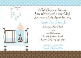 design baby shower invites for boy