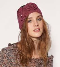 knit headbands stylish knitted headbands popsugar beauty