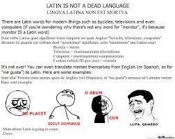 Latina Memes - pro lingua latina discenda ii by recreso meme center