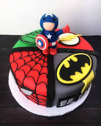 marvel baby shower cake desserts cake