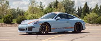 gulf porsche 911 porsche 911 r heritage built to race wyant