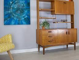 G Plan Room Divider Mid Century Retro Style G Plan Teak Room Divider Bookcase