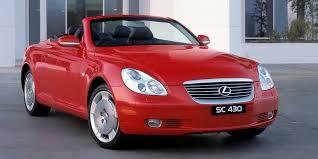 lexus sc youtube toyota recalls 19 600 corolla avensis verso lexus sc430 vehicles