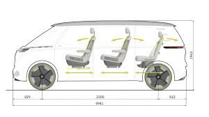 volkswagen drawing volkswagen i d buzz concept revealed photos 1 of 45