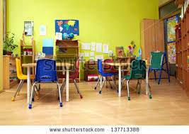 How To Decorate Nursery Classroom Kindergarten Classroom Stock Images Royalty Free Images Vectors