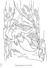 la sirenetta disney book2 056 jpg 1493 2111 disney coloring