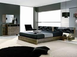 chambre homme design chambre homme motif noir chambre chambre