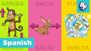 how do you spell thanksgiving in spanish bilingual brain break learn spanish with basho u0026 friends