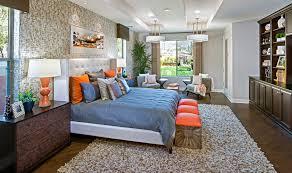 Contemporary Master Bedroom Marana Az New Homes For Sale Toll Brothers At Los Saguaros
