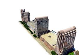 Dallas Galleria Map Galleria Office Towers New Energy Timeless Appeal