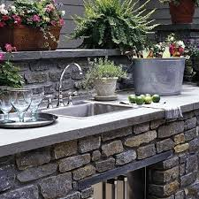 outdoor kitchen countertops ideas 23 best concrete bbq s outdoor bar tops images on