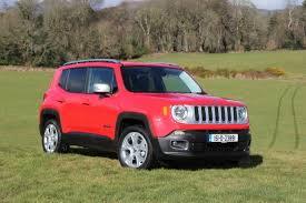 classic jeep renegade new jeep renegade launches in ireland industry news