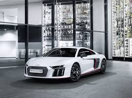 first audi r8 audi r8 v10 plus selection 24h is unleashed