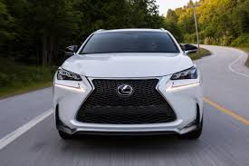 lexus suv length 2017 lexus nx 200t pricing for sale edmunds