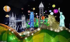 Winter Gardens Blackpool Postcode - world u0027s largest indoor illumination lights up olympia in