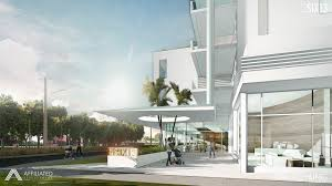 the six13 luxury apartment building approved for construction in