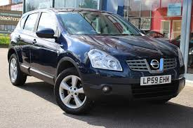 nissan dualis black used nissan qashqai acenta 2010 cars for sale motors co uk