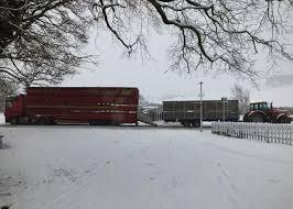 Snow Scotland Snow Levels As High As 12 Inches Across Scotland The Scottish Farmer