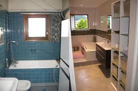 maison rénovée avant après salle de bains avant après la maison claramel rénovée
