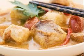 cuisiner des anguilles recette de soupe aigre douce à l anguille rapide