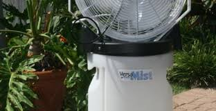 outdoor misting fan lowes oscillating outdoor misting fan at lowes archives alpha farm in 50