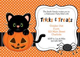 Halloween Baby Shower Free Printable Halloween Themed Birthday Party Invitations