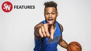 mavericks rookie justin anderson learns the comforts of an nba