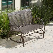 Brown Wicker Patio Furniture Brown Wicker Outdoor Patio Furniture Belmont Piece Thick Woven