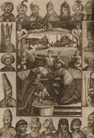 Ottoman Officials Illustration Of The Ottoman Victory At Gallipoli
