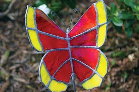 home garden butterfly haynes enjoys creating