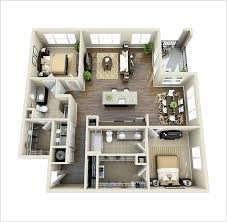 3d home floor plan design 3d home floor plan modern 2 story home floor plans 3d home floor