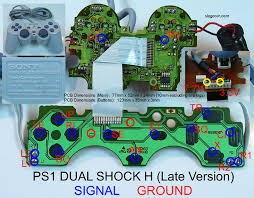 ps2 based arcade machine control questions