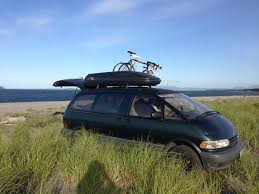 1995 toyota previa le sc alltrac supercharged lifted awd adventure