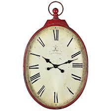 beautiful large oval wall clock 68 large oval shaped wall clocks
