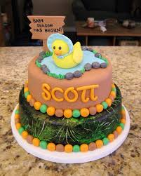 hunting themed baby shower cake cakes and cupcakes pinterest