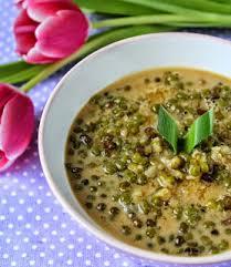 cara membuat bubur kacang ijo empuk resep bubur kacang hijau ketan hitam spesial madura