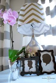 painted horizontal striped curtains cuckoo4design