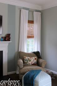 White Wood Blinds Bedroom Decorating Chic Levolor Cellular Shades For Interior Design Ideas