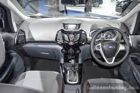 ford ecosport facelift could make usa debut in la next month