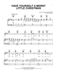 download merry christmas sheet music