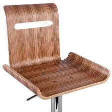 furniture unfinished bar stools with backrest for kitchen