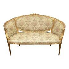 French Settee Loveseat Vintage Settee Antiques Ebay
