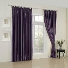 Purple Room Darkening Curtains Floral Neoclassical Purple Blackout Curtains Curtains Homedecor