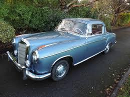 classic mercedes coupe mercedes 220 se ponton coupe u2013 pristine classics