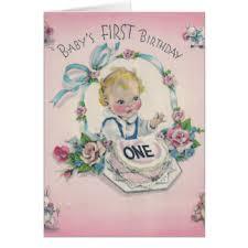 first birthday greeting cards zazzle com au