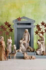 home interior nativity set nativity willow tree
